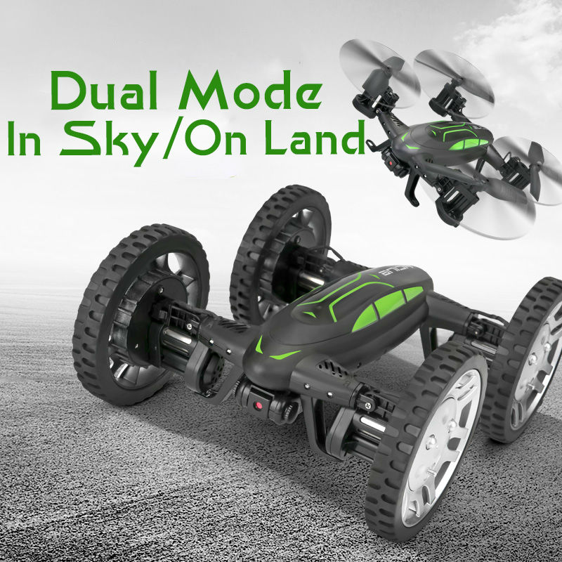 New Design Air Road Double Mobel FY602 Flying Car 2.4G RC ...