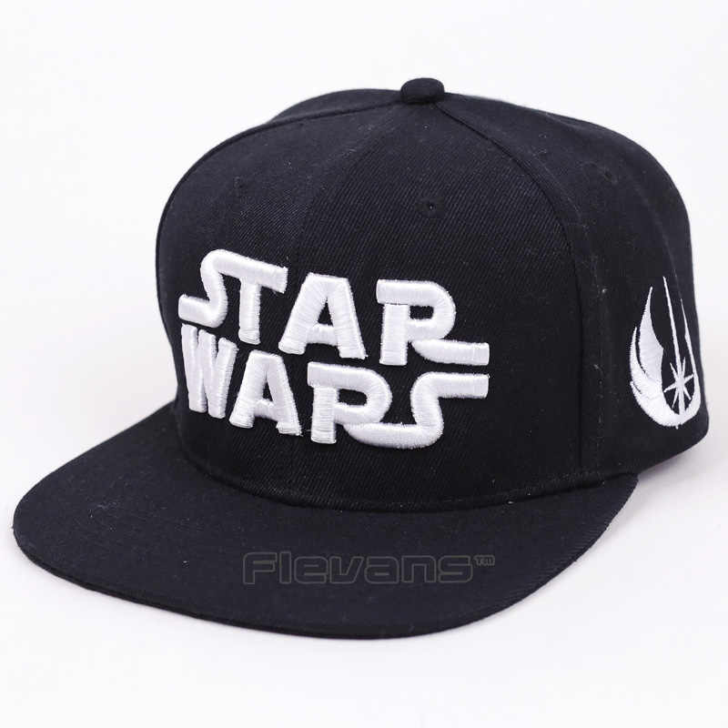0a51825391836 New Cool Fashion Star Wars Letter Baseball Cap Men Women Summer Hat Hip Hop  Snapback Caps
