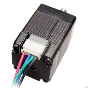 Image 5 - NEMA 8 1.8 Độ 20 Lai Động Cơ Bước 2 Pha 30 Mm Động Cơ Cho CNC Cối Xay Router