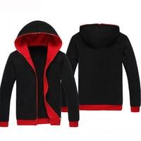2018 Hoodies Men Sudaderas Hombre Mens Brand Promotional Your Logo Customize Print Hooded Zipper Hoodie Sweatshirt