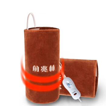 цена на Yu Zhaolin Electro-thermal Keep Warm Knee Pads Thermal Therapy Apparatus Brown Leg Warmers