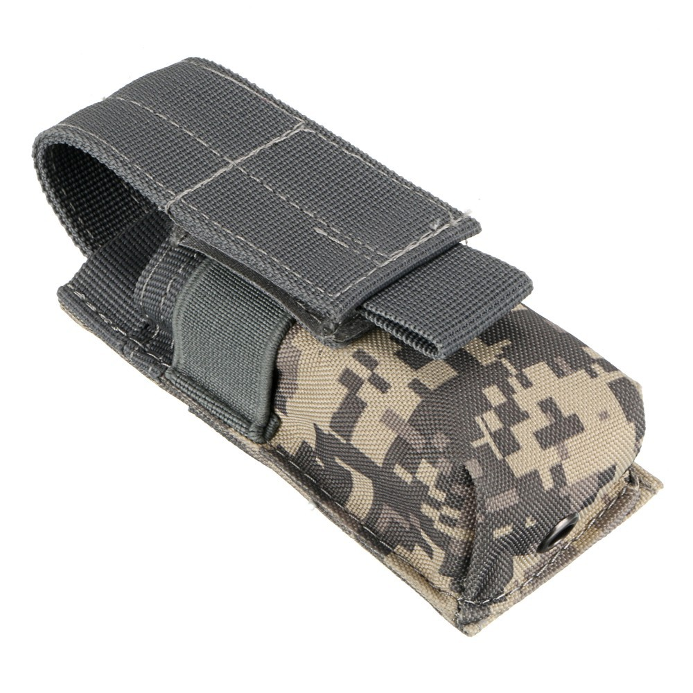 Image 3 - Tactical Modular Single Magazine Rifle Pouch Pistol Cartridge Clip Pouch-in Pouches from Sports & Entertainment