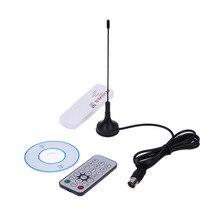 Nouveau Haute Qualité E4000 USB DVB-T RTL-DTS Realtek RTL2832U R820T DVB-T Tuner Récepteur Whitefor TV PC ou Ordinateur Portable