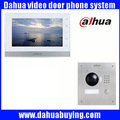 Original 7 Inch Touch Screen Dahua VTH1550CH Color Monitor with TO2000A outdoor IP Metal Villa Outdoor Video Intercom system