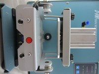 Jewelry Tools Digital Vacuum Wax Injector Auto Clamp Wax Injection Machine Clamp Unit