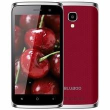 Original BLUBOO Mini 4.5 inch 3G Android 6.0 MTK6580M Quad Core RAM 1GB ROM 8GB 5MP Camera Dual SIM Smartphone GPS FM WCDMA