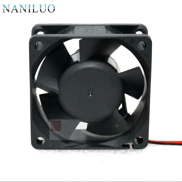 KD1206PTS1 12V 1.6W 6025 6cm Cooling Fan