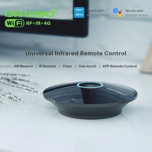 Image 2 - Orvibo Allone Pro télécommande universelle intelligente RF IR fonctionne avec Amazon Echo Alexa Google Home pour la domotique intelligente