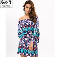 Hot Sale Runway Dresses 2017 Women High Quality Vintage Fashion Summer Sundress Women S Beach Tunic
