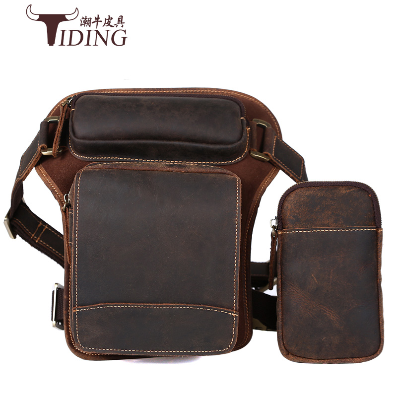 cow leather waist bags man 2017 men fashion brand vintage brown crossbody bags real leather male waist pack bags casual bags men crossbody bags 2017 new real leather business man dress fashion brand casual vintage small shoulder bags male crossbody bag