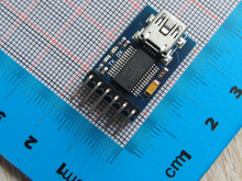 100% New 1pc 5V 3.3V FT232RL USB To Serial 232 Adapter Download Cable Module For Arduino