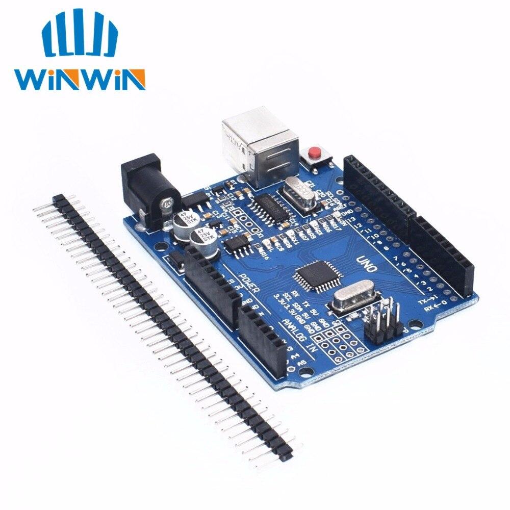 20pcs UNO R3 CH340G+MEGA328P Chip 16Mhz