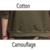 Primavera meninos grandes roupas de camuflagem conjunto de 3 pcs para crianças 100% algodão verde óculos de crianças grandes Jaqueta Com Capuz T-shirt calça roupas