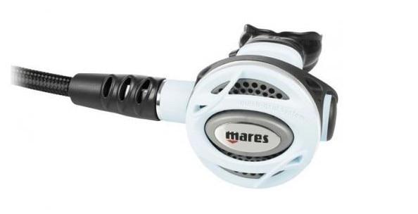 Mares Prestige 12s Regulator She Dives Line for Female Light Weight Elegant White Snorkel Scuba Diving prestige 151 s купить в уфе