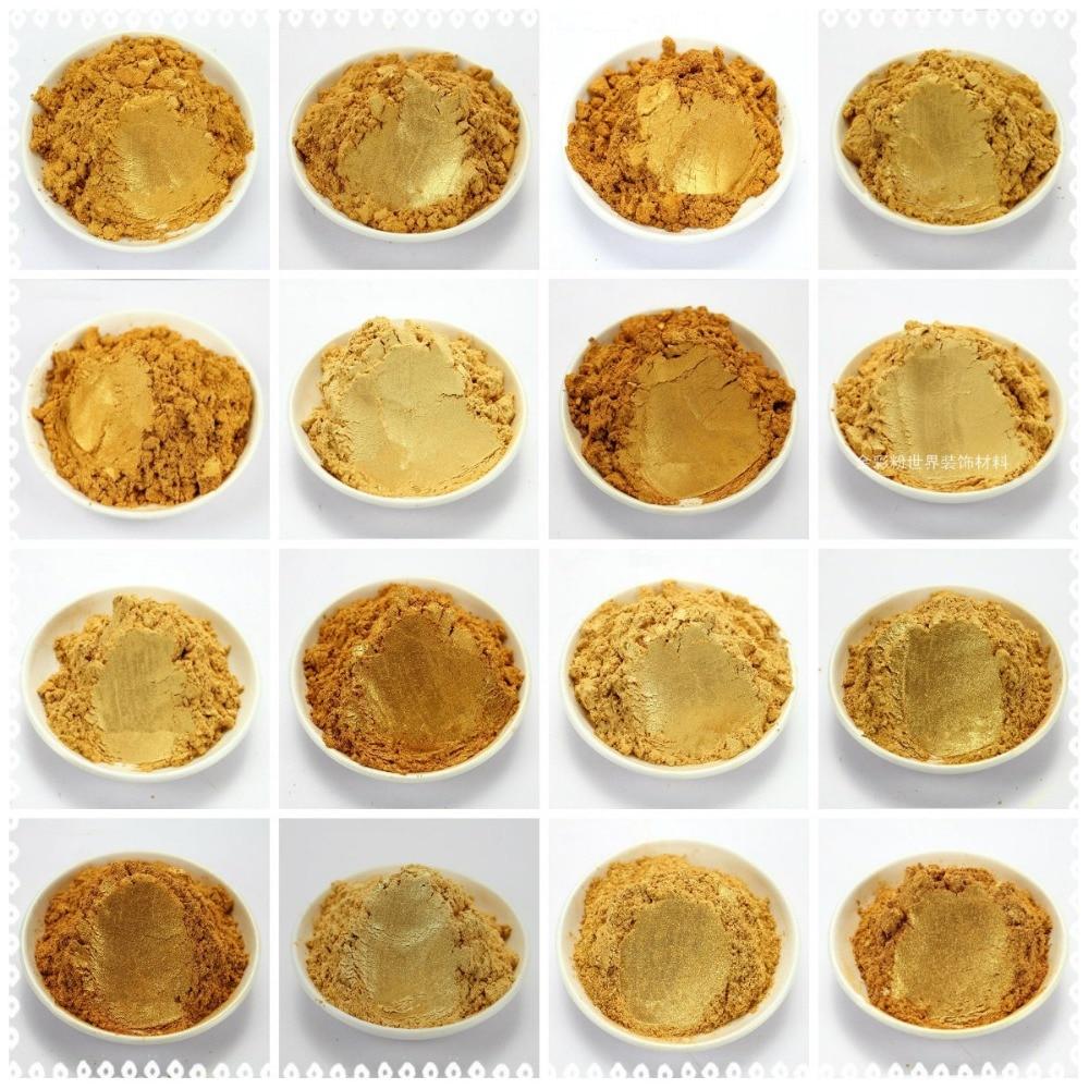 100g guldfärg Hälsosam Naturlig Mjölkpulver DIY För Tvålfärg Soap Colorant Makeup Tvålpulver Gratis frakt