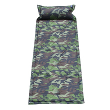 все цены на TOP!-Self Inflating Camping Roll Mat/Pad Sleeping Bed Inflatable Pillow Mattress +Bag онлайн