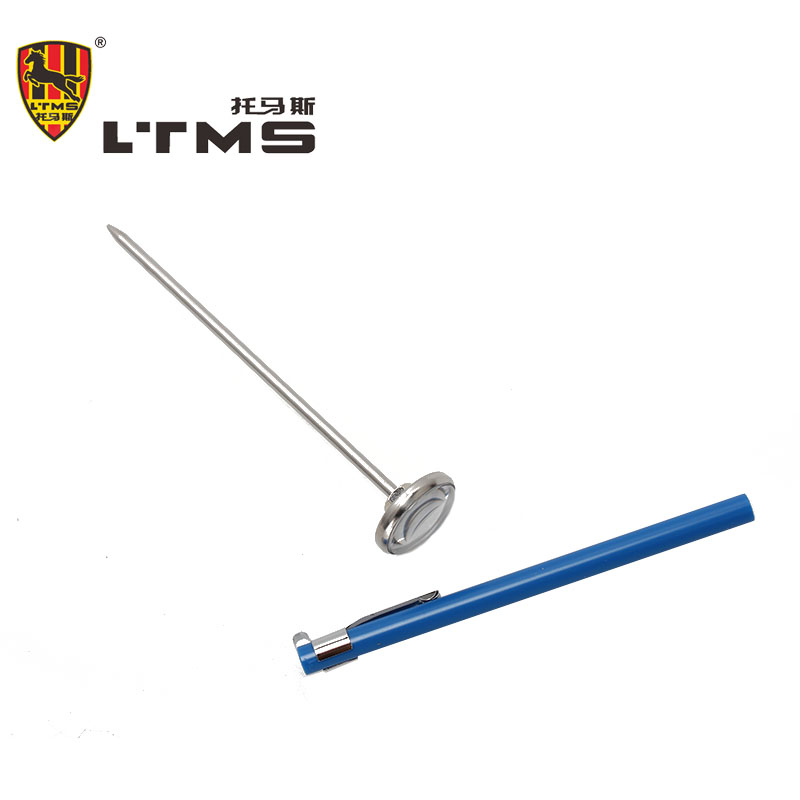 Pointer Thermometer Test Temperature Tools Gauge High