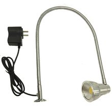 Super Bright  10W 12V/24V/110V/220V Long Flexible Arm Led Industrial Machine Lights