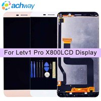 Letv X800 LCD Display Touch Screen Digitizer Assembly 2560x1440 Replacement 2K Tested Good For 5.5 Letv Le 1 Pro Pro X800 LCD