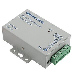 AC 110-240V IN to DC 12V 3A Power Supply For Door Access Control Worldwide Voltage