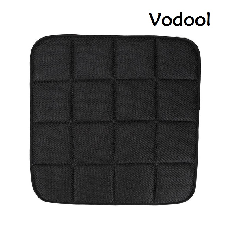 universal charcoal car seat covers cushion breathable car seat protector seat cushions mat pad. Black Bedroom Furniture Sets. Home Design Ideas