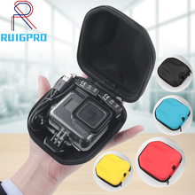 Mini Action Camera Box Case for GoPro Hero 6 5 7 Black 4 Session Xiaomi Yi 4K Sjcam Sj7 Sj9000 Sj4000 Go Pro Bag Accessory gimbal diy housing travel bag storage box waterproof case for gopro hero 7 6 5 4 3 series xiaomi yi 4k sjcam sj4000 ekenh9 sony