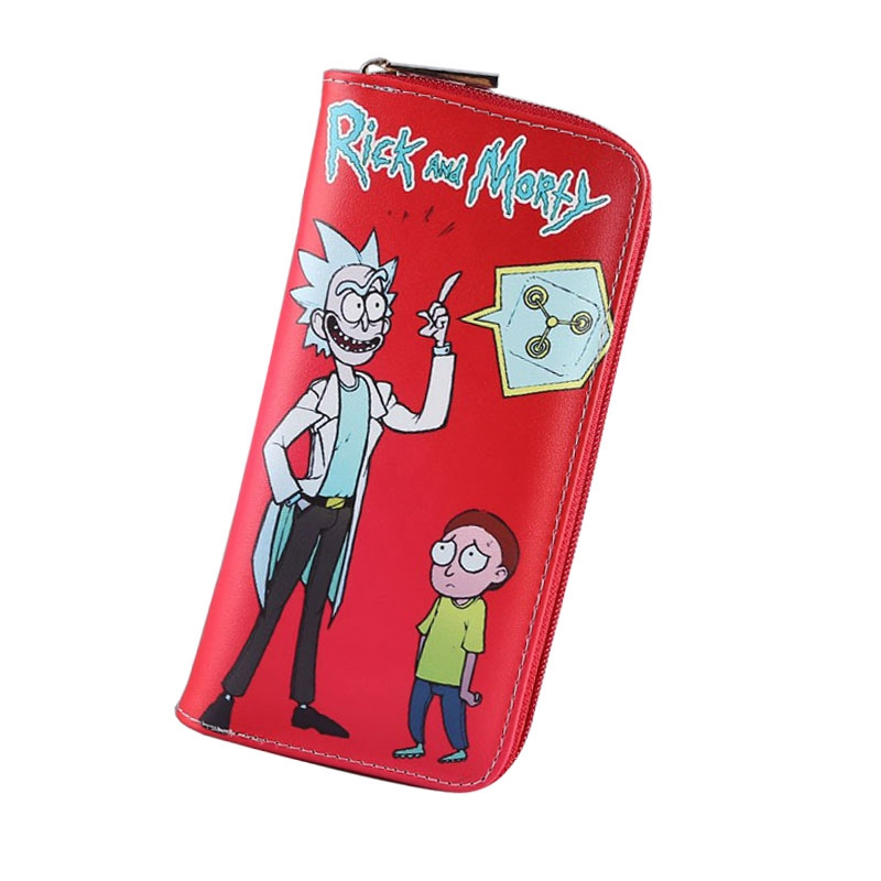 Simple Design Ricky And Morty Long Anime Wallets Harry Potter Doctor Who Gravity Falls Nightmare Women Leather Purse Phone Bags who was beatrix potter