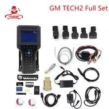 En Kaliteli G M TECH2 Tam Set Destek 6 Yazılımları (G için M/OPEL/SAAB/ISUZU/SUZUKI/HOLDEN) G M Tech 2 teşhis aracı Ücretsiz Gemi