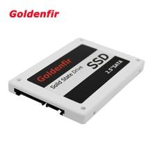 SSD 60GB 120GB 240GB 32GB Goldenfir solid state drive disk disc 64GB 128GB 256GB drive for laptop desktop notebook