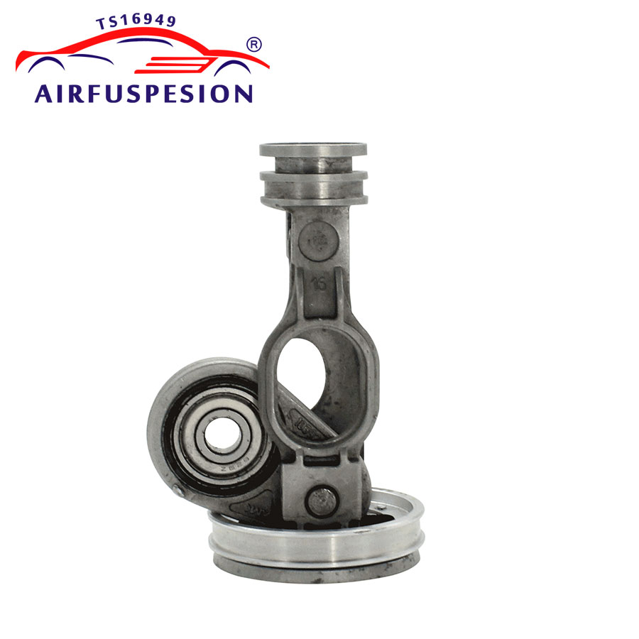 цена на Free Shipping for Mercedes W164 W221 W251 Connecting Rod Piston Air Suspension Compressor Pump Repair Kits 1643201204