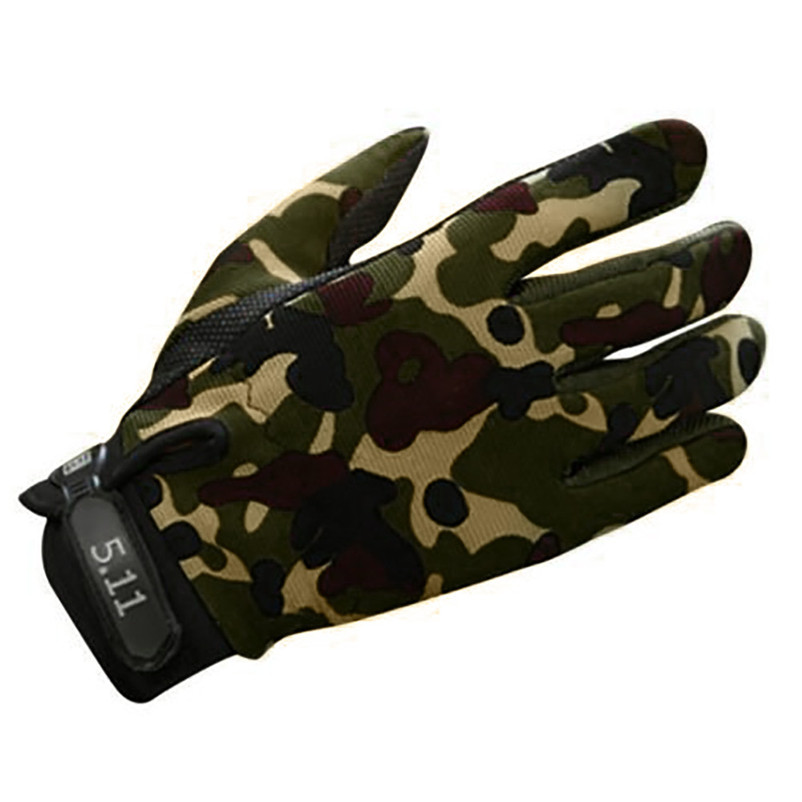 Winter Cycling Gloves Driving Riding outdoor Sport Motorcycle gloves camouflage Warm For Ski Cycling Equipment #4S25