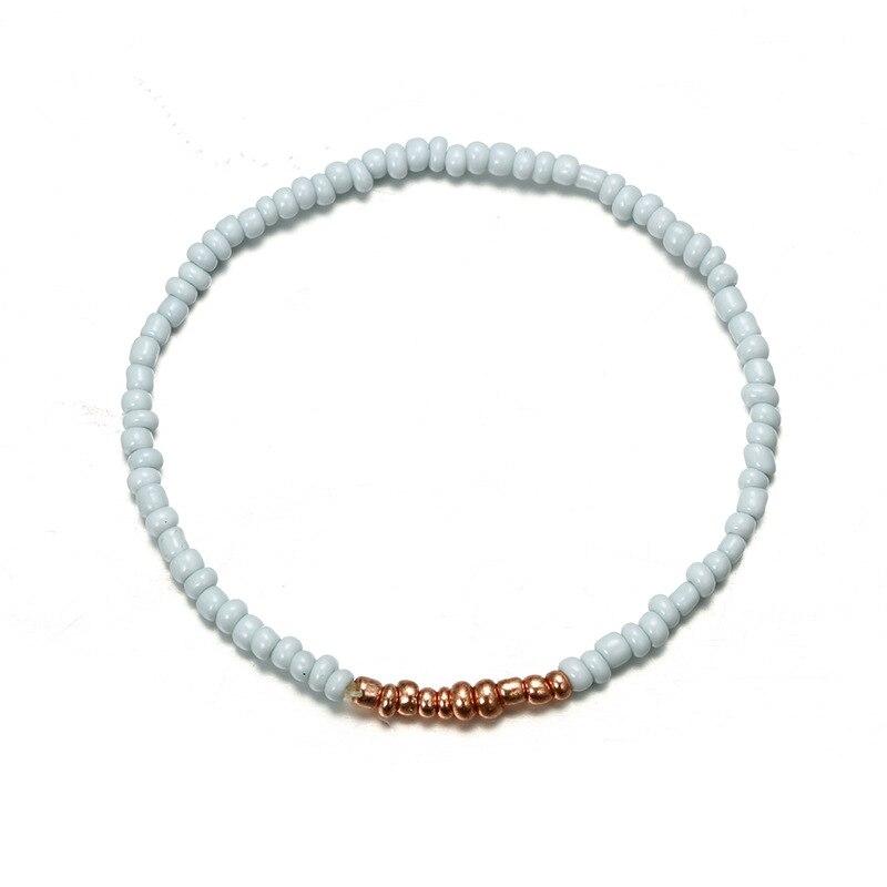 5 Pieces Earth Map Heart Coconut Tree Bracelets for Women