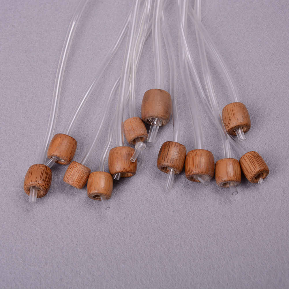 Bambu Tapete Afegão Tunisino Crochet Ganchos Agulhas Flexível de Forma Aleatória 120 cm de comprimento, 1 Set (12 pçs/set)