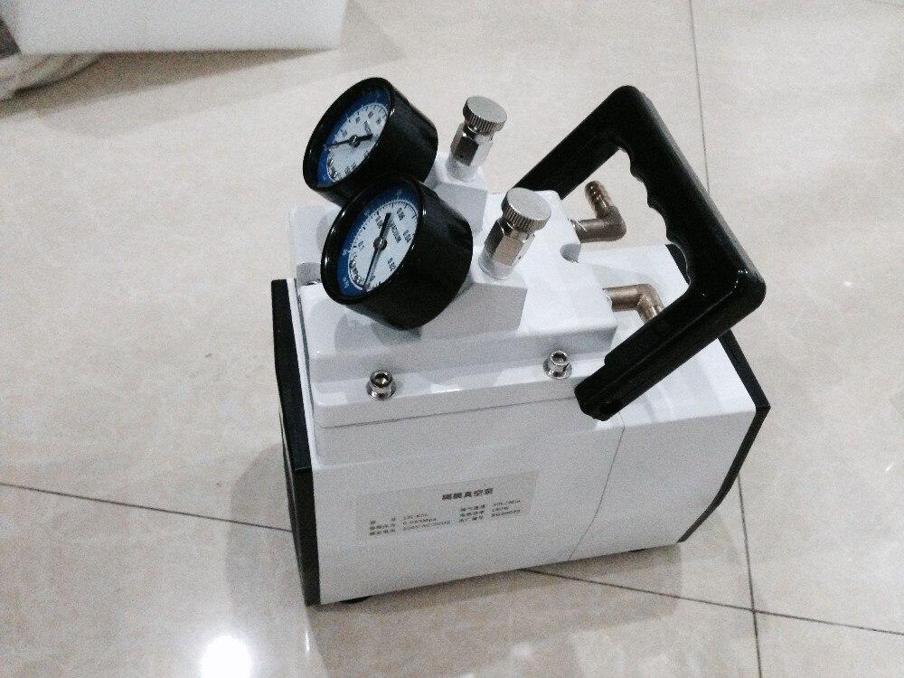 LH-95D China Silent 1 Stage Mini Electric Diaphragm Hospital Vacuum Pump Manufacturer