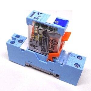 1PCS RELECO RELAY C10-A10X+S10 DC24V 24VDC 1CO 10A relay Brand new and original(China)