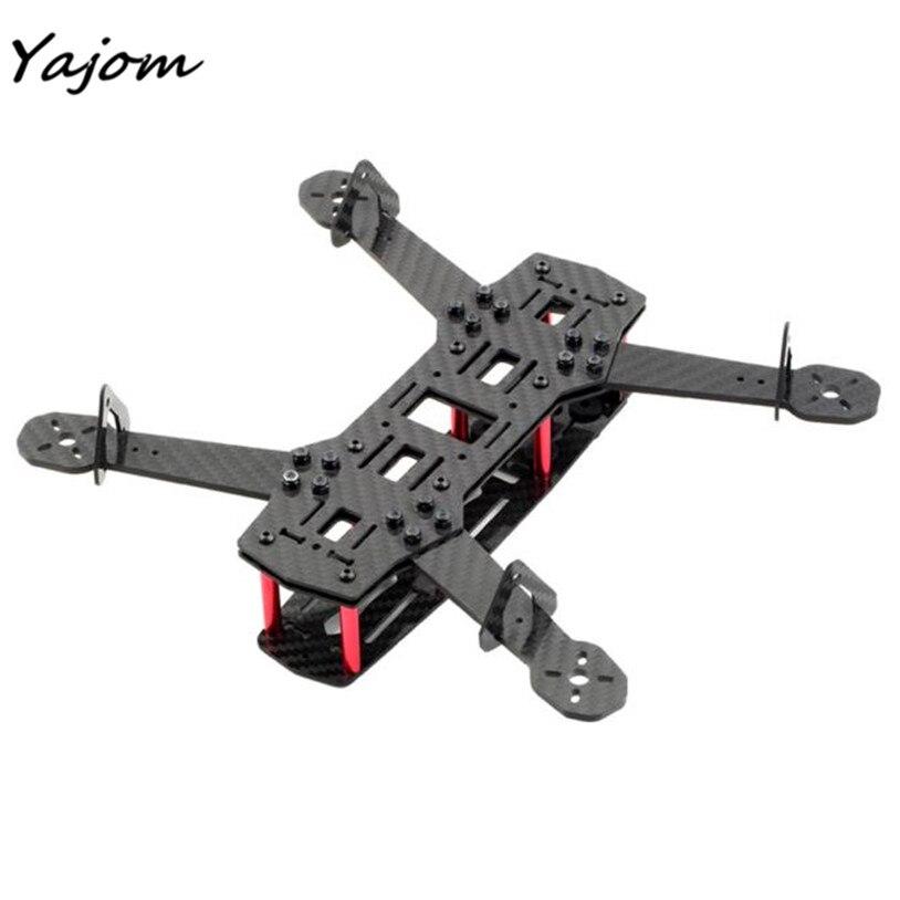 Libre Para El Envío de Fibra de Carbono Mini 250 FPV Quadcopter Mini ...