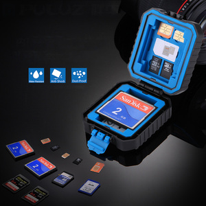 Image 2 - Camera Memory Card Case Holder Waterproof  XQD CF TF SD Card Box Storage Package Card Cases