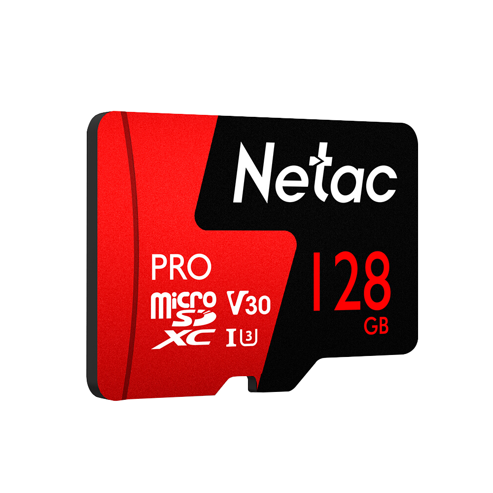 Natac P500 64GB Micro Card Class 10 USH-I SDXC TF 128GB Flash Memory Card Data Storage Micro SD Card 100MB/s For Samrtphone PC