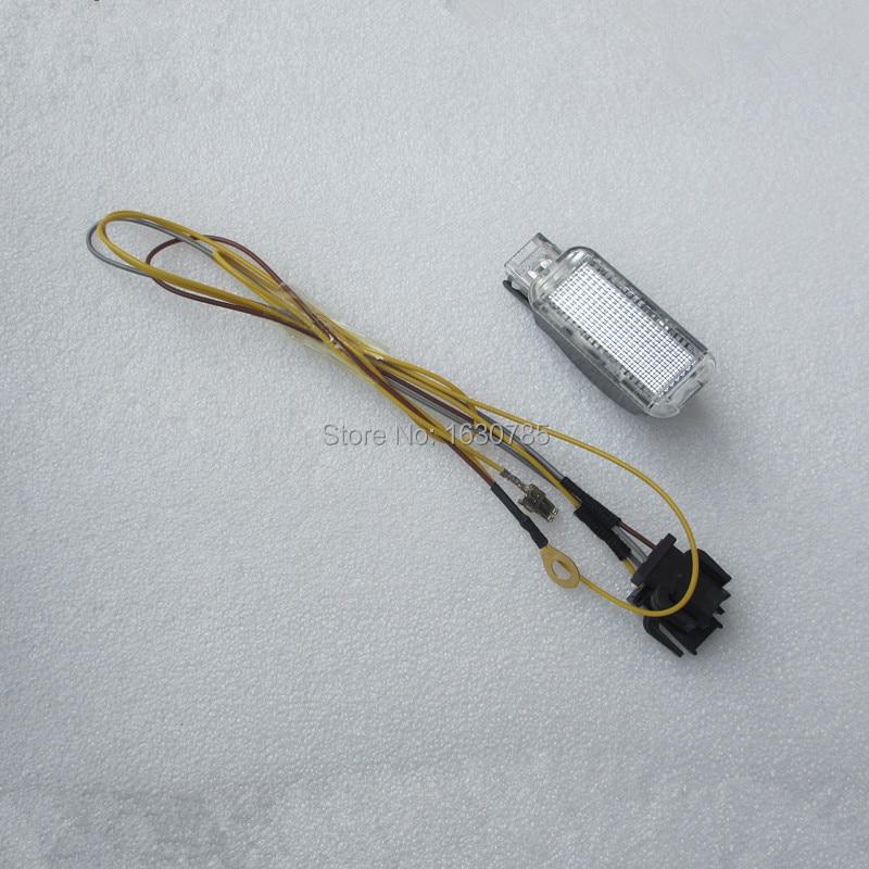 Audi A4 Glove Box Light Fuse : Pcs glove box light and cable for audi a q