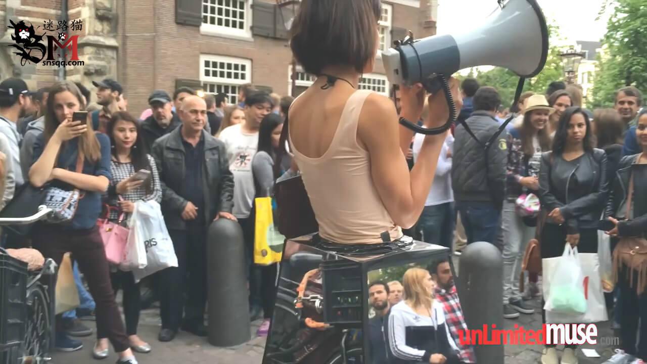 街头性骚扰实验
