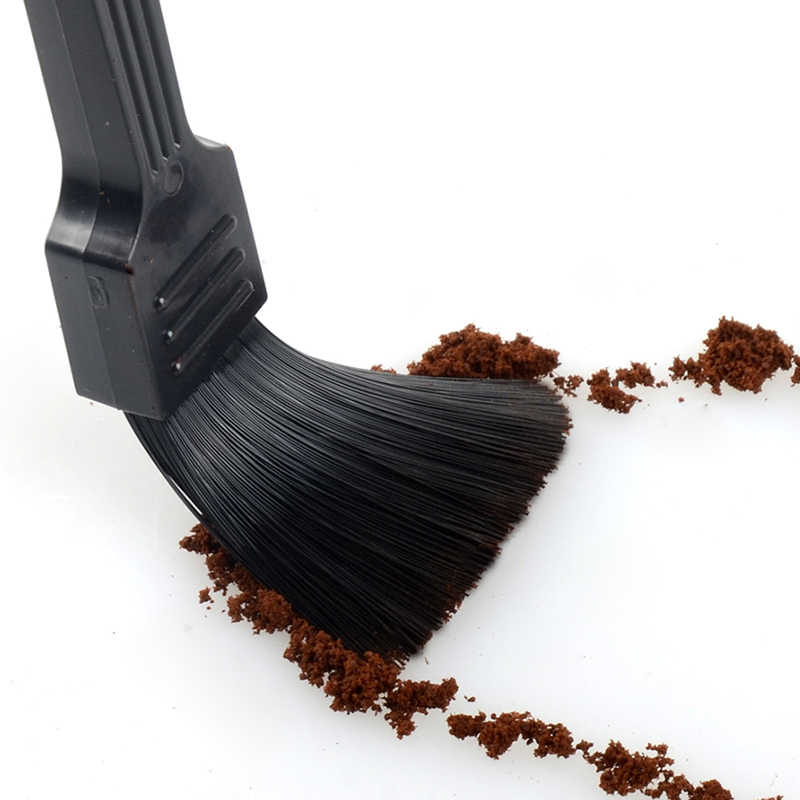 Black Coffee Cleaning Brush Milk Tea Powder Clean Bar Table