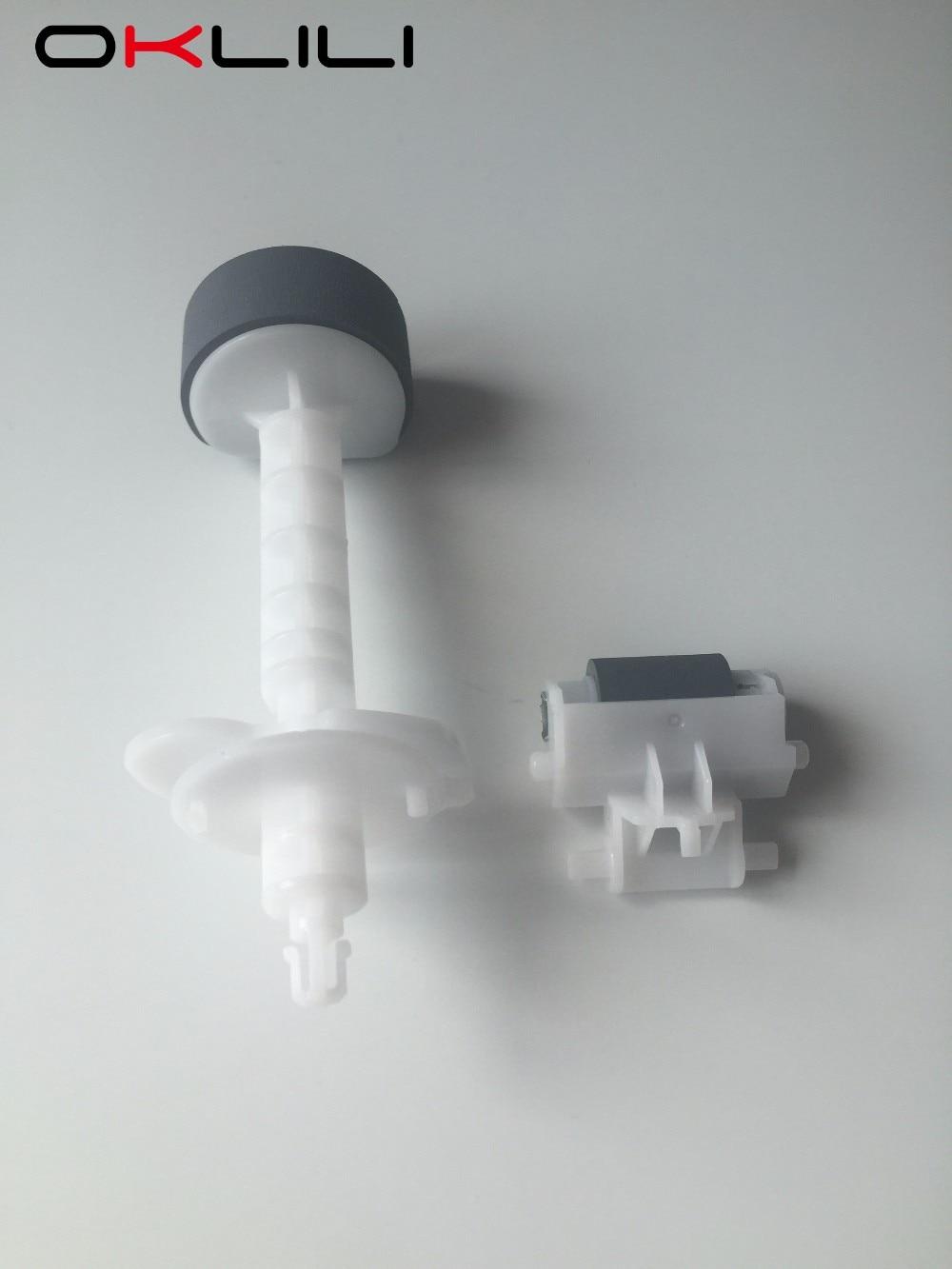 5 SET X ORIGINAL nuevo alimentar Pickup Roller Kit para Epson ME10 L110 L111 L120 L130 L210 L220 L211 L300 l301 L303 L310 L350 L351 L353