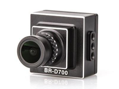 BeeRotor Mini FOV150 700TVL CCD FPV caméra M12-2.8IR3MP avec étui pour qav250 210 215 280 kit de cadre