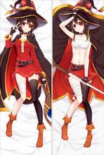 KonoSuba Megumin Dakimakura Body Pillow Cover Case – D