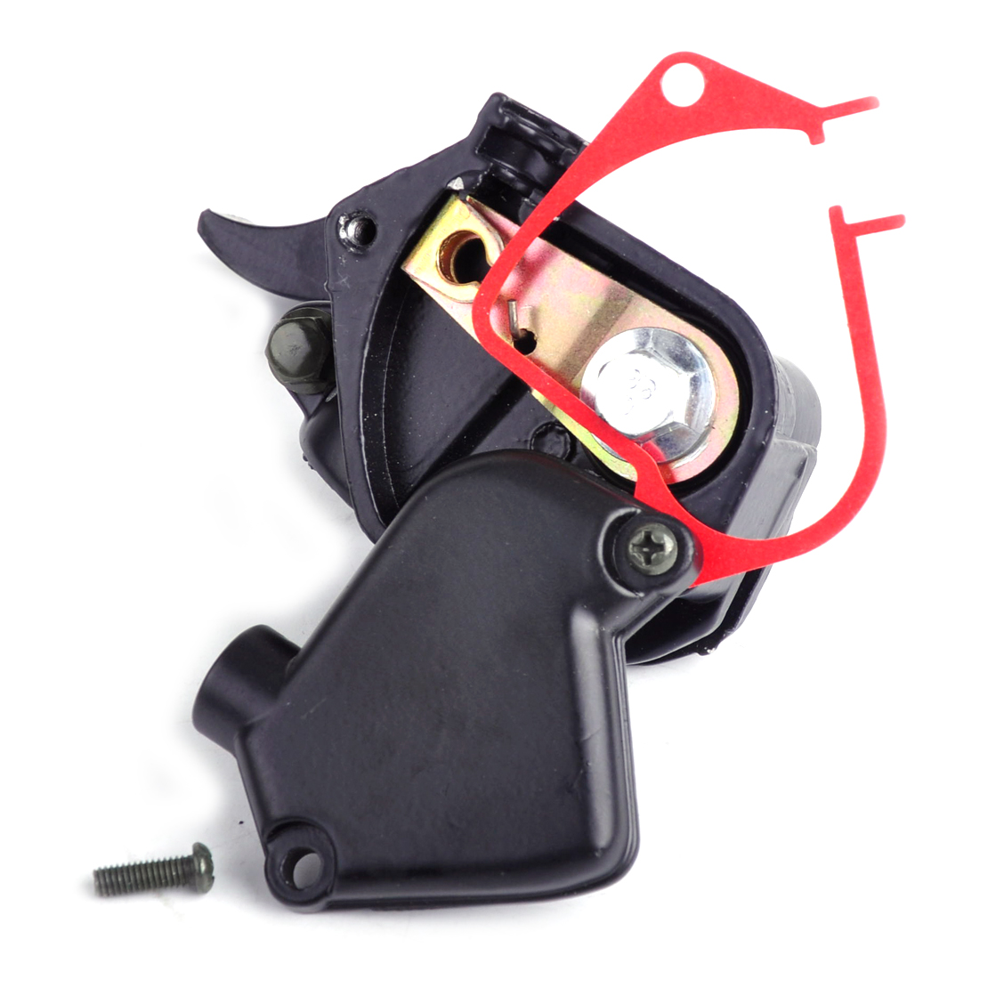 Back To Search Resultsautomobiles & Motorcycles Dwcx Black Metal Thumb Accelerator Lever Controller Throttle Wire Cable Assembly For Honda Atv 50cc 110cc 150cc Taotao Lifan Atv Parts & Accessories