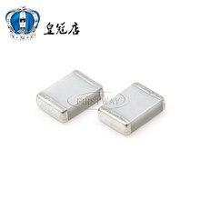 10 PÇS/LOTE SMD capacitor de cerâmica 1812 103J 630V NPO COG 10NF 5% alta freqüência de alta tensão capacitor MLCC