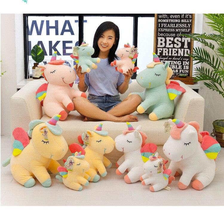 יום הולדת יוניקורן פרסים מתנות לילדות בובה לרכישה לייף דיזיין