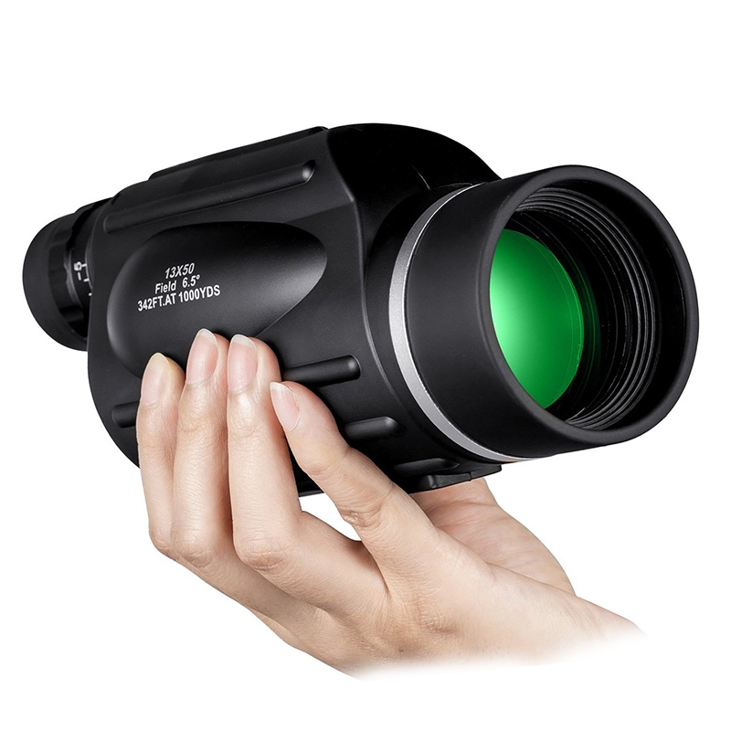 2018 Outdoor Hiking Monocular Binoculars With Rangefinder Waterproof Telescope Distance Meter Type Monocular
