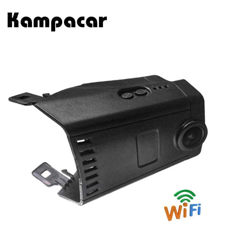 Kampacar Hidden Wifi Camera Video Recorders Car Dvr Dash Cam For BMW 5 7  Series f10 f30 528Li G30 G11 530Li 540Li 730 740 2 DVRs