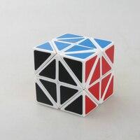Magiczna Kostka Puzzle Zabawki dla Dzieci Konkurencji wyzwanie Osi Biały Cube Cube Helikopter Dwunastu Dorosłych Prezent